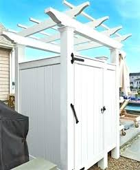 shower kits sandwich outdoor shower enclosure kit with pergola in outdoor shower kits outdoor shower shower kits