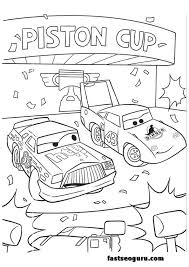Small Picture Coloring Pages Printables Cars Cars 2 Printable Coloring Pages