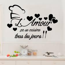 Sticker Citation L Amour A Se Cuisine Stickers Citations