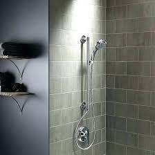 shower head inn resort updated heads upstairs rooms leaking handheld parts kohler forte