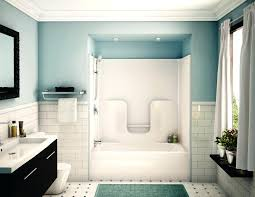 bathtub shower combo image of design ideas fiberglass tub