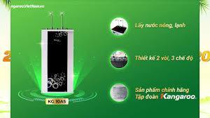 Máy lọc nước Hydrogen KG10A5 - Kangaroo Việt Nam - YouTube