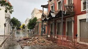 For horizontal bending, a tough member capable of taking bending if found to perform better during. Puerto Rico Earthquake 5 5 Temblor Causes Damage In City Of Ponce Cnn