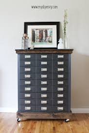diy metal furniture. Turn An Old Metal Filing Cabinet Into And Industrial Furniture Makeover With A Little Paint Diy