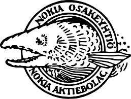 nokia logo white. nokia-fish-logo nokia logo white