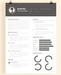 Creative Resume Templates Free Downloadable Creative Resume Templates Free Doc The Most Useful 71