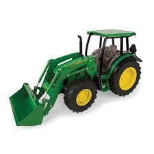 dels about ertl 1 16 scale john deere model 5125r tractor with loader lp64408 45604