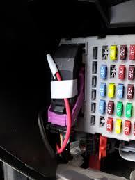 5cd1e fiat punto 06 fuse box wiring Fiat Punto Evo Fuse Box Fiat Punto Classic