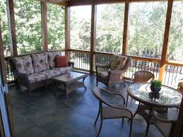 image of flooring for screened porch options and decor