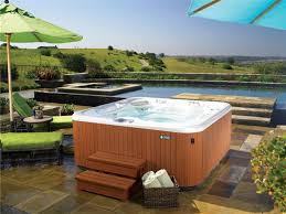 Outdoor Jacuzzi Outdoor Jacuzzi Simple Apartment With Pool Outdoor Jacuzzi With