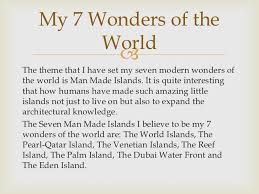 essay on seven wonders of the world marvels of the world essay personal essay on the marvels of the