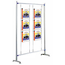 A3 Display Stands A100 Poster Display Stand 15