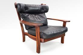model ox rosewood armchair by sergio rodrigues 1960s