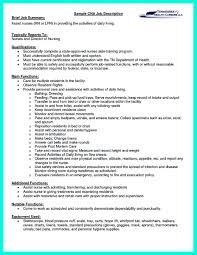 Resume Examples For Cna Of Resumes Templates Admissions Director