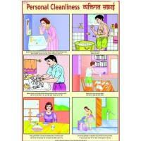 Health And Hygiene Chart For Kids Teen Daily Hygiene Chart