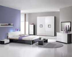 Modern Furniture Bedroom Set Modern High Gloss Finish Queen Bedroom Set Made In Italy 44b2511