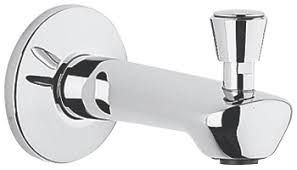 hansgrohe bath spout with diverter. hansgrohe bath spout with diverter