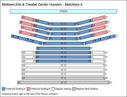 Seating Charts Main Street Theater