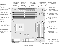 dell dimension 4600 power supply wiring diagram wiring diagrams technical overview dell dimension 4600 service manual