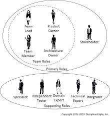 Define Team Leader Roles On Dad Teams Disciplined Agile Da