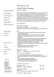 sample of office manager resume medical office manager resume medical  office manager resume