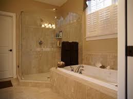 Budget Country Master Bathroom Ideas 306966 Home Design Ideas Small Master Bathroom Designs