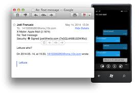 sending text message from email send and receive sms messages via email with twilio and sendgrid
