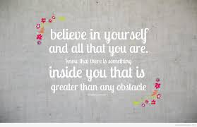 Having Faith In Yourself Quotes Best of Having Faith In Yourself Quotes Famous Quotes About Believing In