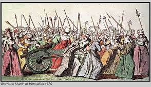 french revolution ii women to versailles women to versailles jpg the women s to versailles 5 6 1789
