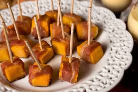 Image result for images bite size party foods