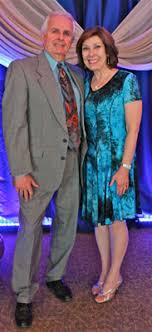 Dr. Gabe Telegdy and Lorna McCormack attend the 22nd annual Food ... - 6536062