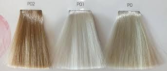 Afbeeldingsresultaat Voor Luo Color P01 In 2019 Hair Color