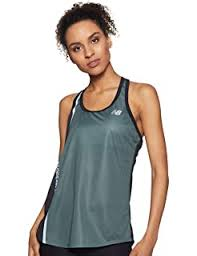 New Balance Women's Accelerate Tank Top: Clothing - Amazon.com