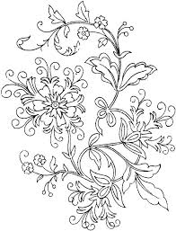 Free Flower Coloring Sheets Flower Coloring Pages Flower Coloring