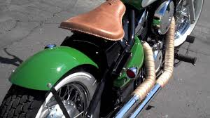 kawasaki vulcan 800 bobber walk around hd youtube