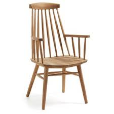 Image Target Solid Teak Wood Armchair Wayfair Armchair With Wooden Arms Wayfaircouk