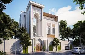 Traditional Islamic House Design Traditional Arabic House Design Comelite Architecture