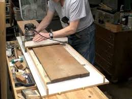 router planer bit. how to plane a board with router.mov router planer bit