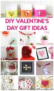 valentine diy valentines day gift ideas giftas wifevalentine baskets boyfriend diy