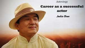 Jackie Chan Birth Chart Vedic Astrology Career As A Successful Film Actor Jackie Chan