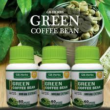 green coffee 800 mg 60 tablets pure green coffee bean extract kopi