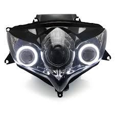 Hid Lights For Gsxr 600 Kt Complete Headlight For Suzuki Gsxr600 Gsx R600 2008 2009