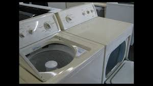 kenmore washer and dryer set. kenmore 90 series washer \u0026 dryer special, bisque, like new -- $400 for the pair - youtube kenmore and set