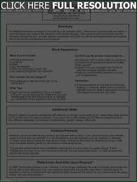 What Not To Put In A Resume Resume Template