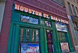 houston street bar and patio downtown