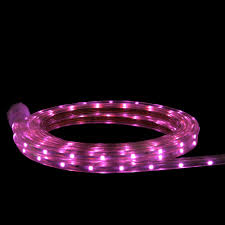 Pink Led Outdoor Lights 10 Pink Led Outdoor Christmas Linear Tape Lighting In 2019