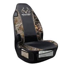 realtree ap universal camo car seat cover