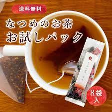 なつめ 茶