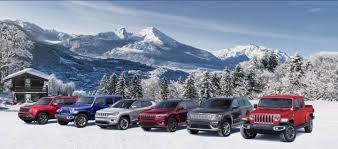 Suv Comparison Chart 2018 Jeep Suvs Crossovers Official Jeep Site