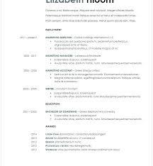 cv template word francais europass cv template francais resume curriculum vitae format word